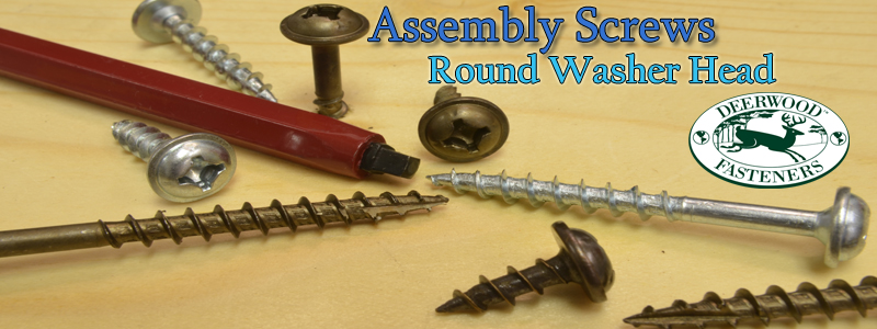 Assembly Screws Round Washer