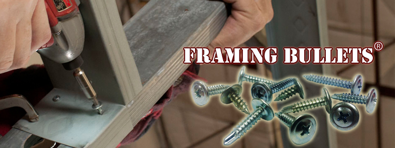 Framing Screws